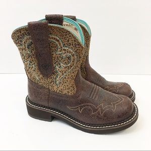 Ariat   Kids Cowgirl Country Western Boots Size 6